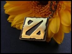 Dota2 Pendant With Chain