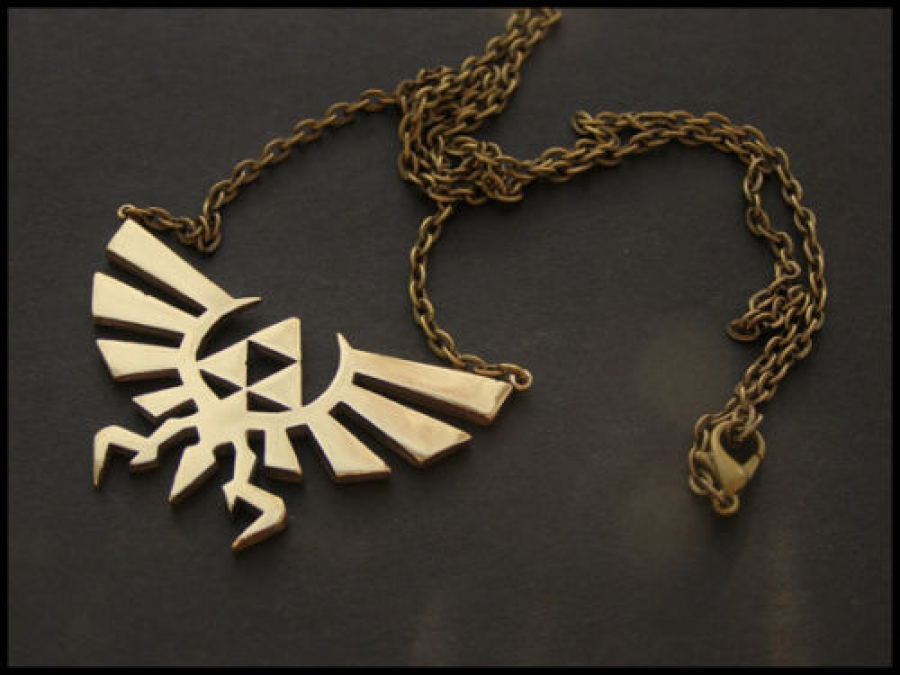 The legend of zelda triforce necklace 900x675g the legend of zelda triforce pendant aloadofball Choice Image