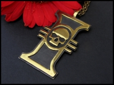 Warhammer 40K Inquisition  Pendant