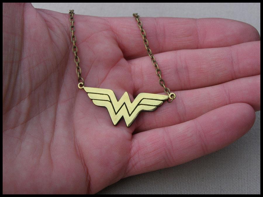 Wonder woman super hero jewelry 900x675g wonder woman pendant aloadofball Gallery