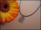 Algiz  Rune Pendant - Protection