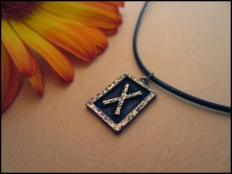 Gebo Rune Pendant - Gift